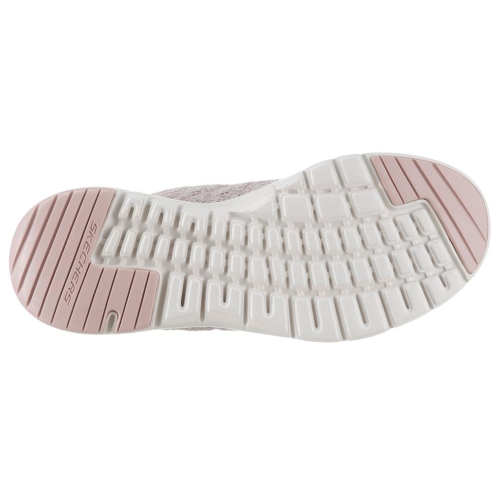 Skechers Sneaker »Flex Appeal 3.0 - High Tides«