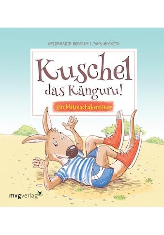 Buch »Kuschel das Känguru / Heidemarie Brosche, Jana Moskito« kaufen