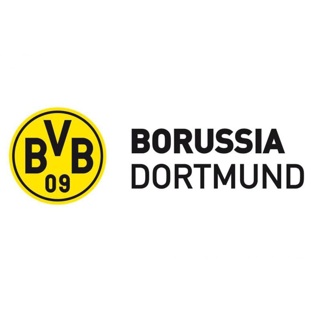 Wall-Art Wandtattoo »BVB Borussia Schriftzug mit Logo«