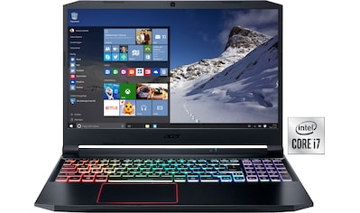 Acer Nitro 5 Gaming - Notebook (39,62 cm / 15,6 Zoll, Intel,Core i7,  -  GB HDD, 1000 GB SSD) kaufen