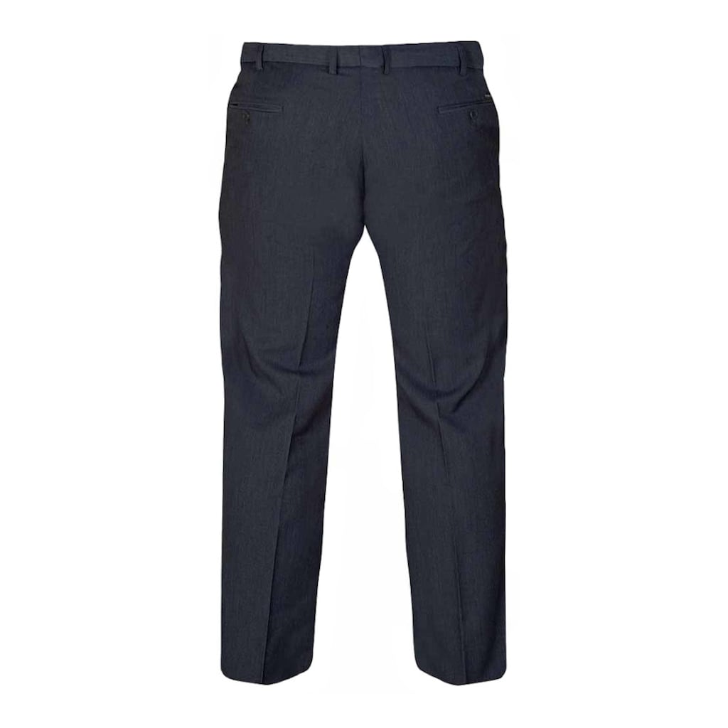 Duke Clothing Anzughose »Herren Kingsize Supreme D555 Stretch Anzug Hose«