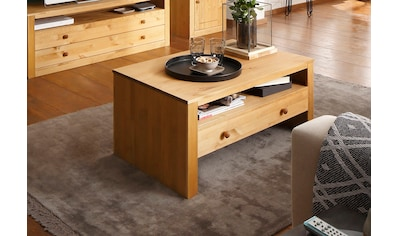 Home affaire Couchtisch »Agave«, mit 2 Schubladen kaufen