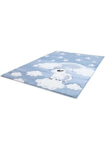 Kinderteppich, »Bueno Kids 1450«, Carpet City, rechteckig, Höhe 13 mm, maschinell gewebt kaufen