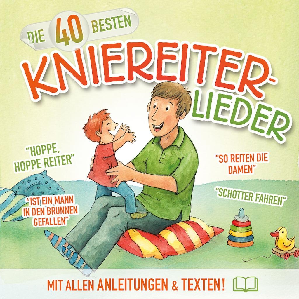 Musik-CD »40 Besten Kniereiterlieder / Blume,K./König,C.«