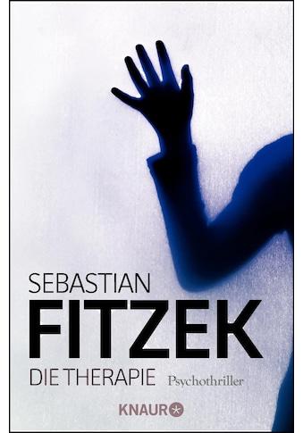 Buch »Die Therapie / Sebastian Fitzek« kaufen