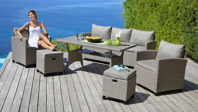 Garten-Loungemöbel
