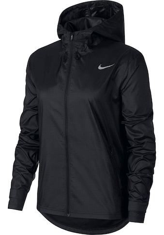 Nike Laufjacke »WOMENS ESSENTIALS JACKET PLUS SIZE« kaufen