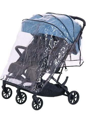 Knorrbaby Kinderwagen-Regenschutzhülle »für Zwillingsbuggy Twin-Easy Fold« kaufen