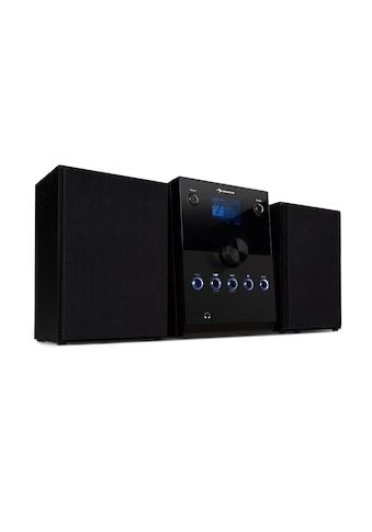 Auna Mini - Stereoanlage | CD - Player | DAB+/UKW | Bluetooth | 20 W max. »MC - 30 DAB« kaufen