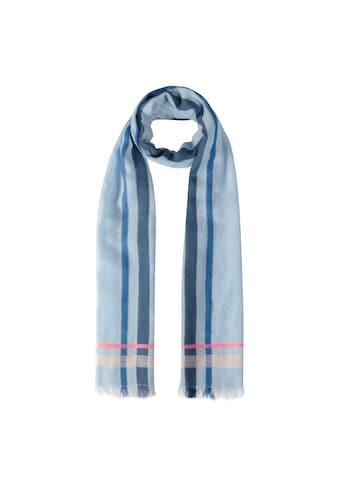 Codello Logo - Schal aus reiner Baumwolle kaufen
