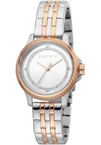 Esprit Quarzuhr »Bent, ES1L144M0115« kaufen