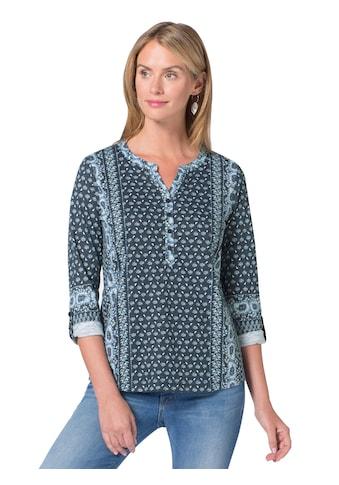 Ambria Shirt mit Bordüren - Print kaufen