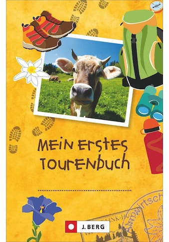 Buch »Tourenbuch für Kinder: Das Tourenbuch zum Eintragen jeder Wanderung für Kinder.... kaufen