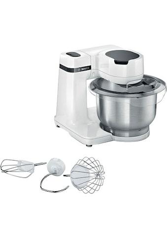 BOSCH Küchenmaschine »MUMS2EW00 MUM Serie 2«, vielseitig einsetzbar, Patisserieset... kaufen