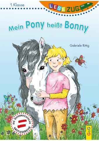 Buch »LESEZUG/1. Klasse: Mein Pony heißt Bonny / Gabriele Rittig, Katrin Wolff« kaufen