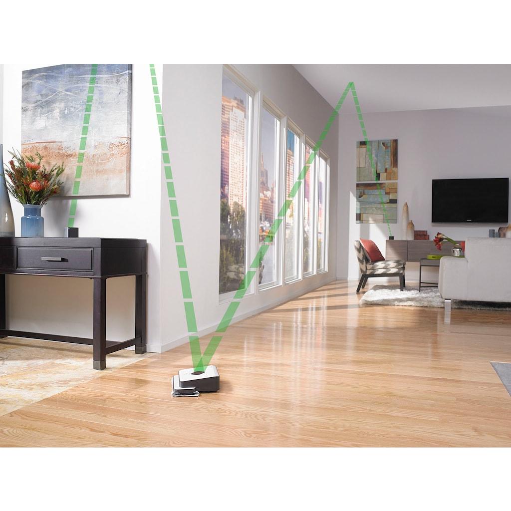 iRobot Wischroboter »Braava 390t«, Trocken- und Feuchtreinigung