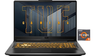 Asus Gaming-Notebook »TUF Gaming A17 FA706QE«, ( 512 GB SSD) kaufen