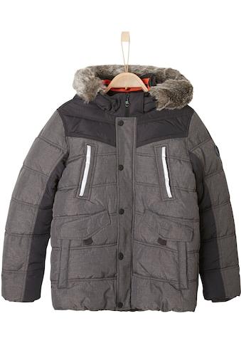 s.Oliver Junior Winterjacke kaufen