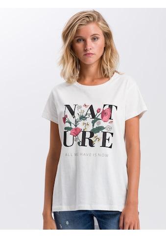 Cross Jeans® T-Shirt »55728«, Legeres Shirt kaufen