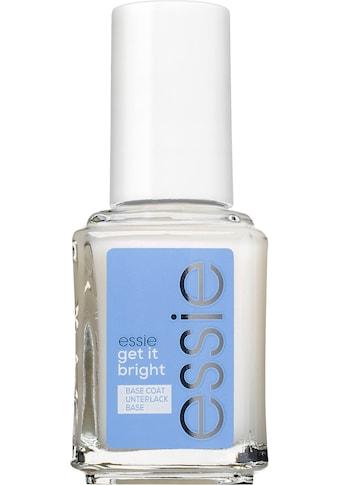 essie Unterlack »Brightening Treatment Get it bright« kaufen