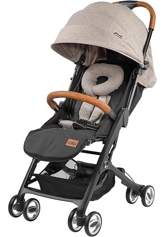 Gesslein Kinder-Buggy »Babies Smiloo Cuby, camel-meliert«, mit Frontbügel kaufen