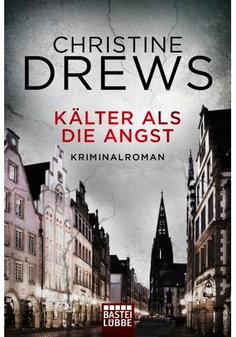 Buch »Kälter als die Angst / Christine Drews« kaufen