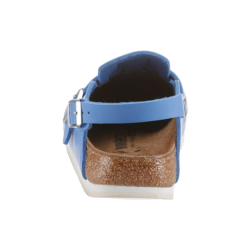 Birkenstock Berufsschuh »KAY SL Clog«, schwenkbarer und verstellbarer Fersenriemen