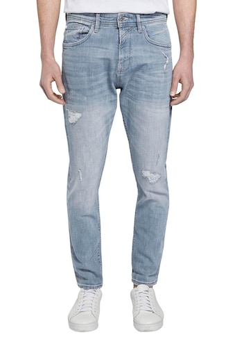 TOM TAILOR Denim Tapered - fit - Jeans »CONROY« kaufen