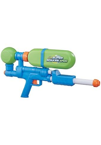 "Hasbro Wasserpistole ""Wasserblaster, Nerf Super Soaker XP100"" kaufen"