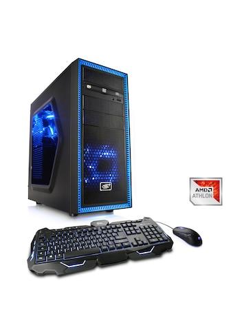 CSL Gaming PC Athlon X4 870K | GeForce GTX 1050 Ti | 16GB RAM | SSD »Sprint T2113 Windows 10 Home« kaufen
