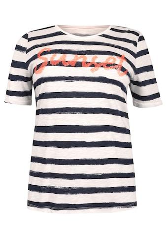 "VIA APPIA DUE Sportives T-Shirt ""Sunset"" kaufen"