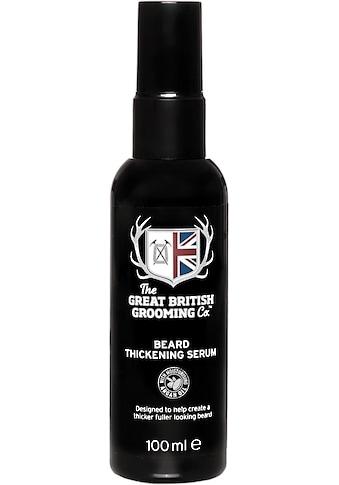 The Great British Grooming Co. Bartserum »Beard Thickening Serum« kaufen