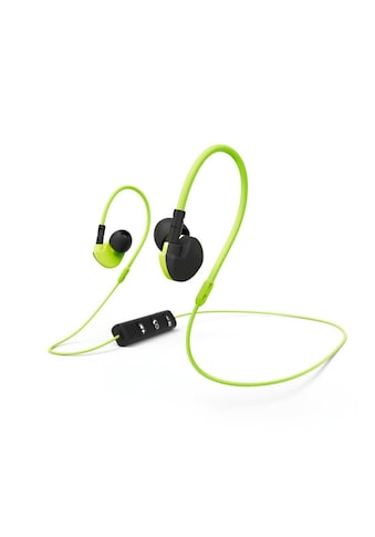"Hama Bluetooth® - Sport - Kopfhörer ""Active BT"", In - Ear, Mikrof »Inkl. Ohrbügel Gelb/Schwarz« kaufen"