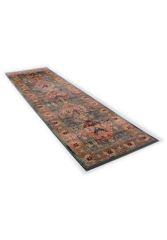 THEKO Läufer »Leonie«, rechteckig, 10 mm Höhe, Teppich-Läufer, gewebt, Orient-Optik kaufen