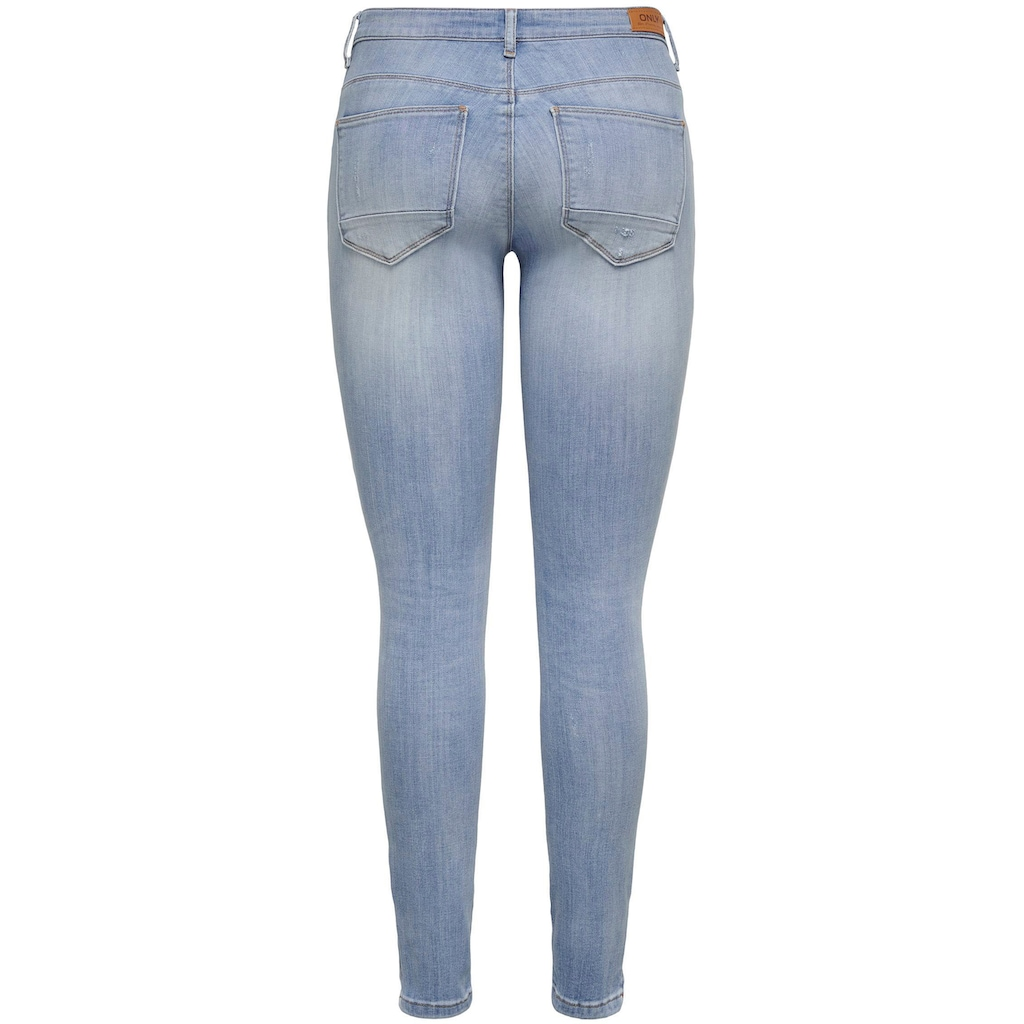Only Ankle-Jeans »ONLKENDELL LIFE«