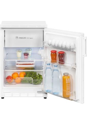 exquisit Einbaukühlschrank, 81,6 cm hoch, 49,5 cm breit kaufen