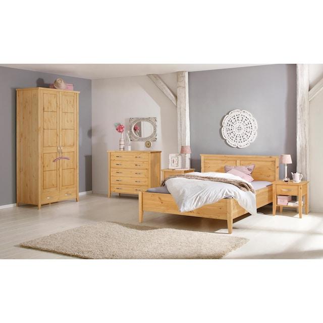 Home affaire Massivholzbett »Violeta«