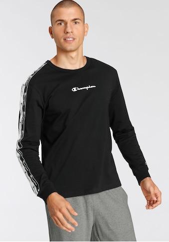 Champion Langarmshirt »CREWNECK SWEATSHIRT« kaufen
