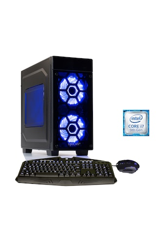 Hyrican Gaming PC i7 - 9700F 16GB RAM 480GB SSD 1TB HDD RTX 2080 SUPER »Striker 6444« kaufen