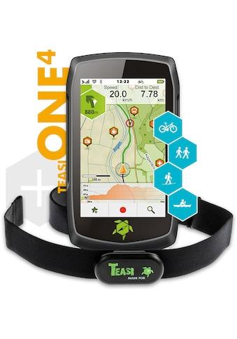 TAHUNA Outdoor - Navigationsgerät »ONE4 HR inklusive Herzfrequenzsensor« kaufen