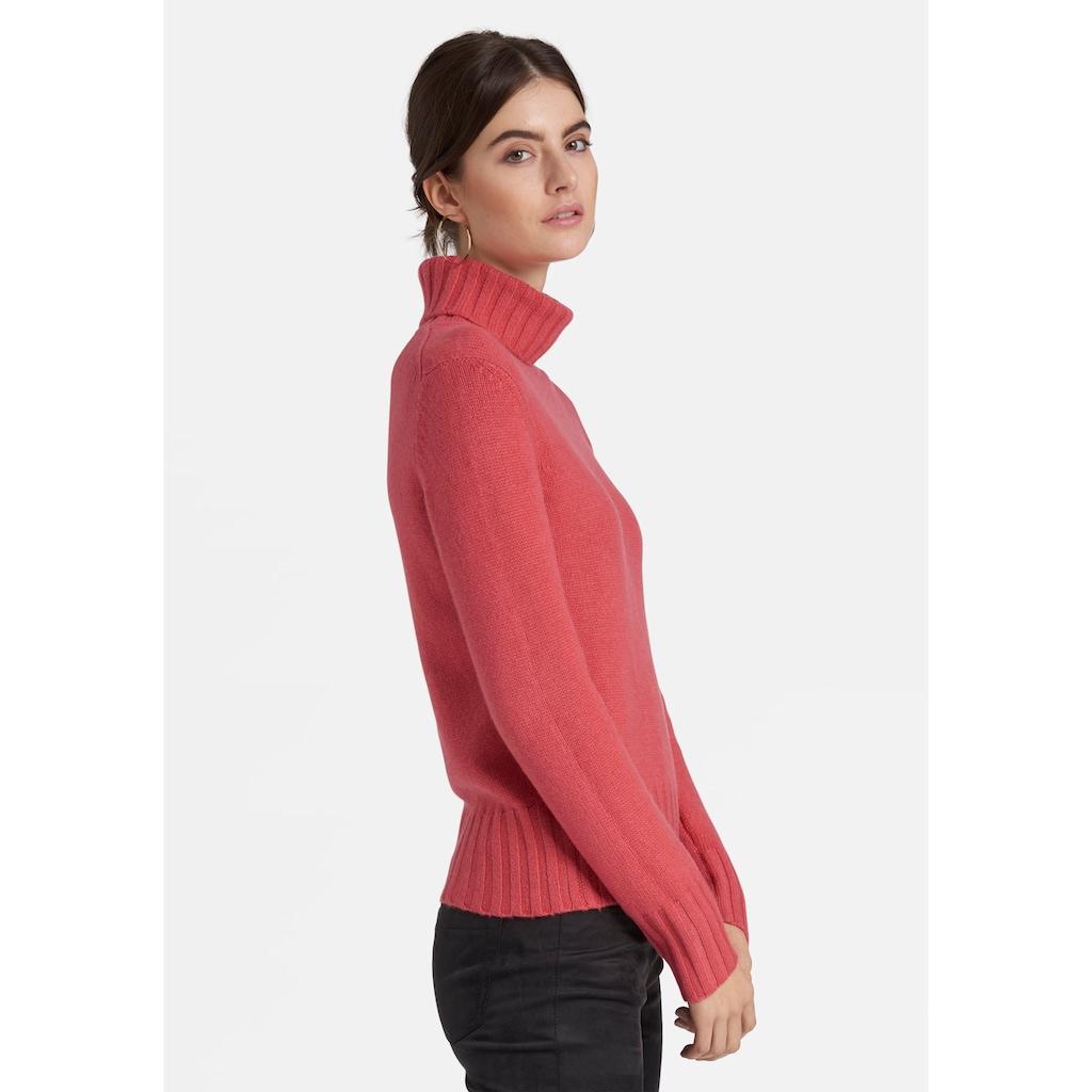 Peter Hahn Strickpullover »Pullover aus Premium-Kaschmir«