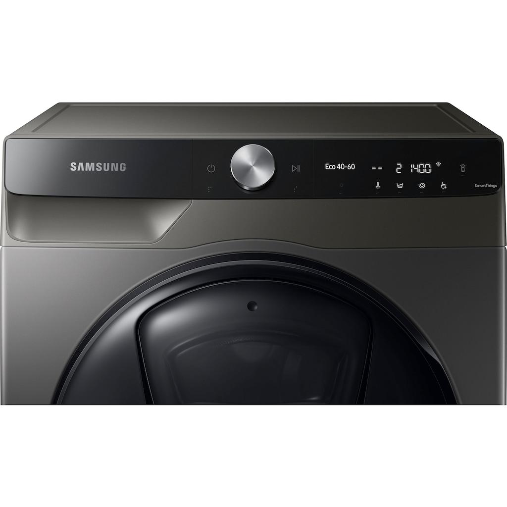 Samsung Waschtrockner »WD90T754ABX«, QuickDrive