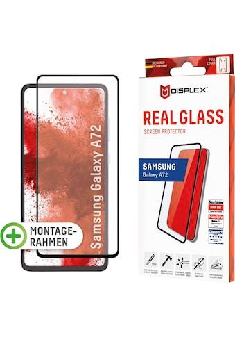 Displex Displayschutzfolie »DISPLEX Real Glass Panzerglas für Samsung Galaxy A72... kaufen