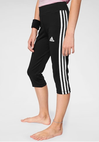 adidas Performance Funktionstights »YOUNG GIRL TRAINING EQUIPMENT 3 STRIPES 3/4 TIGHT« kaufen