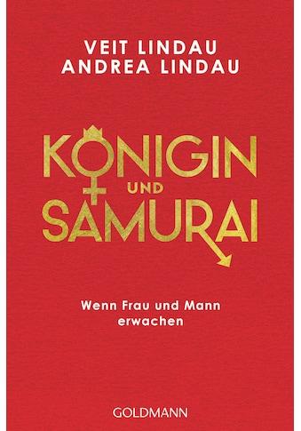Buch »Königin und Samurai / Veit Lindau, Andrea Lindau« kaufen