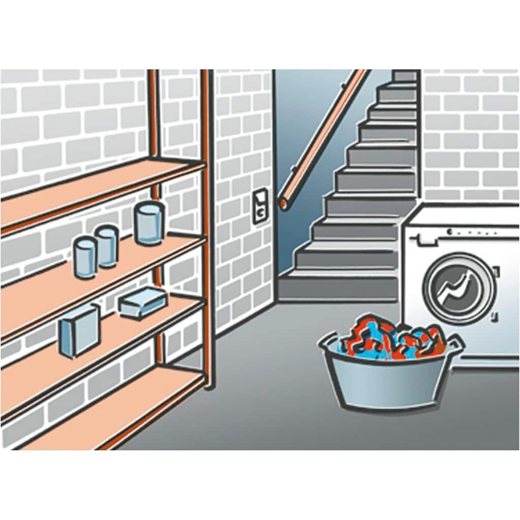 WENKO Luftentfeuchter »Katze«, für 0 m³ Räume, 3 Monate wirksam