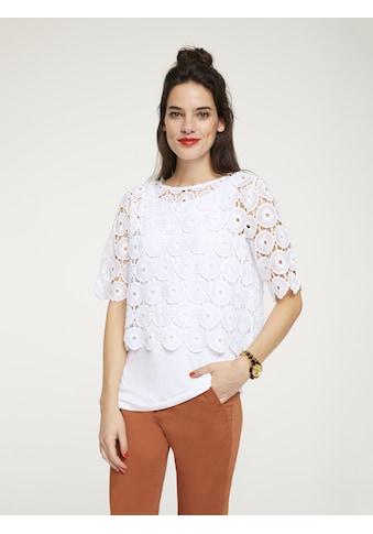 Shirt in Spitze kaufen