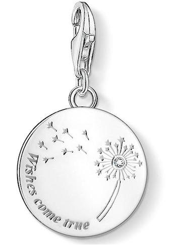 THOMAS SABO Charm-Einhänger »Pusteblume WISHES COME TRUE, 1457-051-21«, (1 tlg.), mit... kaufen