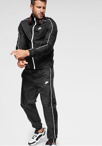 Nike Sportswear Trainingsanzug »M NSW CE TRK SUIT WVN BASIC« (Set, 2 tlg.) kaufen