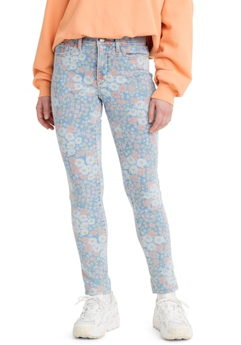 Levi's® Skinny-fit-Jeans »311 SHAPING SKINNY«, mit all-over-print kaufen